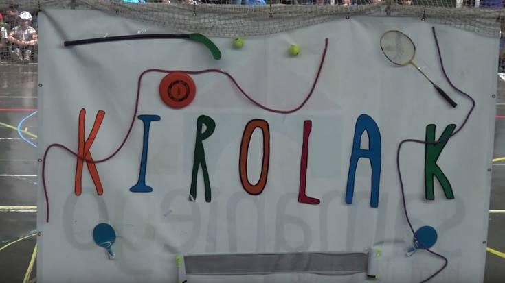 Eskolako Festa 2019, iruditan