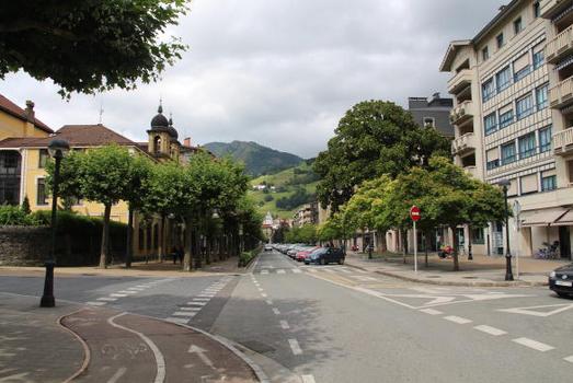 Tolosako hirigintza feminizatzeko eskaria egin du Berdinbidek