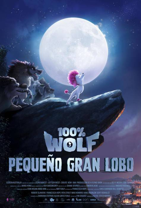 %100 Wolf: Pequeño gran lobo