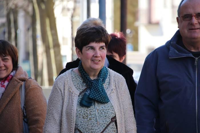Ana Leundak errepikatu du Iruran, EAJko alkategai gisa