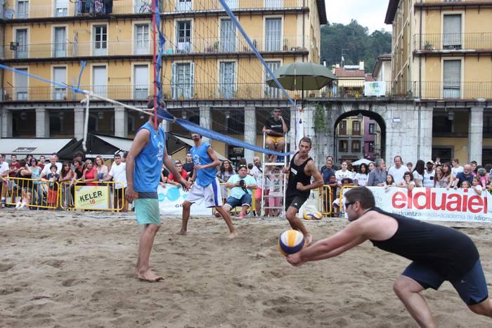 X. Hondartzako Boleibol Txapelketa Mistoa