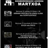 Kontzertuak: Catorce (Sevilla) eta Ella La Rabia (Madril)