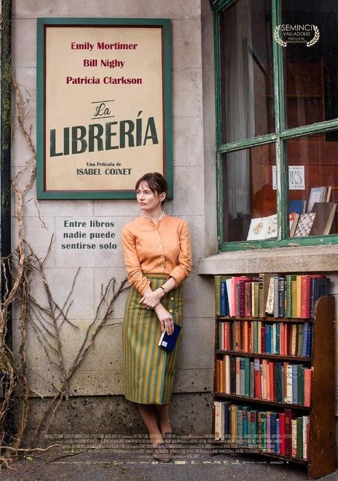 La libreria, filma