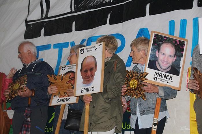 Euskal preso eta iheslarien eskubideak aldarrikatzea helburu - 9