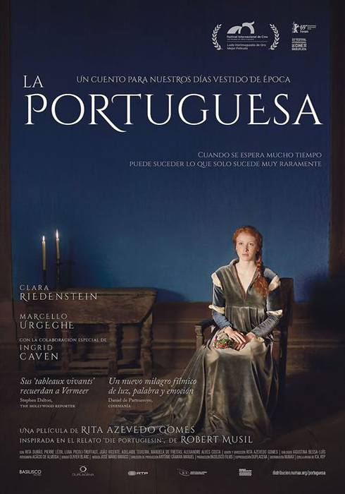 Zine foruma: 'La portuguesa'
