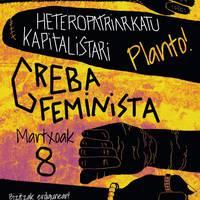 Martxoak 8, GREBA FEMINISTA