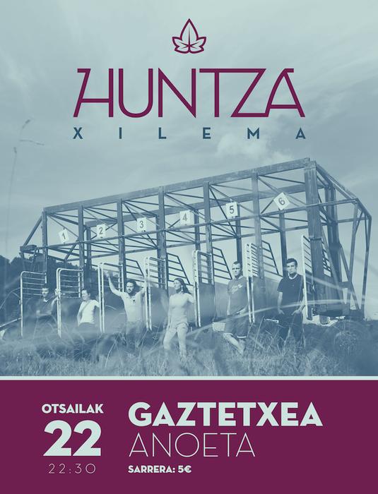 Kontzertua: Huntza