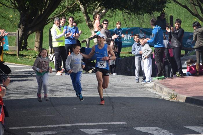 Hassan Ait Chaou eta Maite Etxezarreta garaile - 20