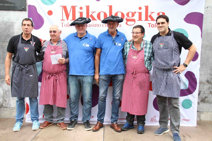 Casino Elkarteak irabazi du Mikologikako pintxo lehiaketa - 1