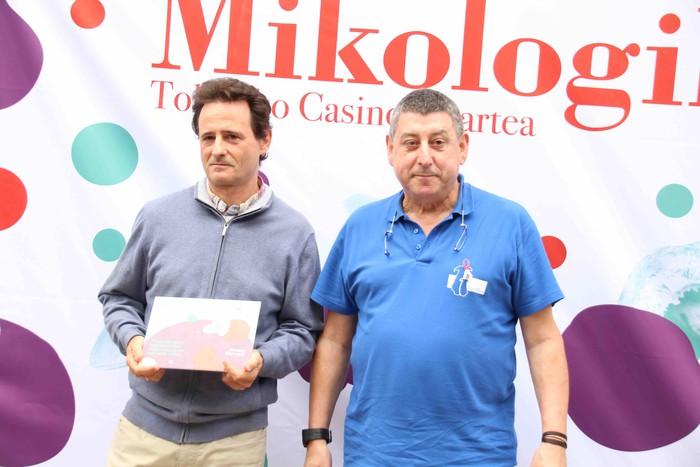Casino Elkarteak irabazi du Mikologikako pintxo lehiaketa - 47