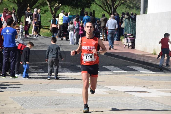 Hassan Ait Chaou eta Maite Etxezarreta garaile - 54