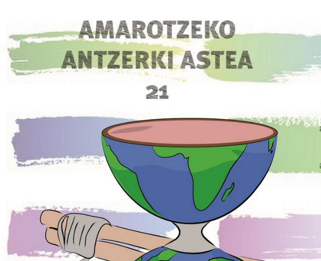 Amarozko XXI. Antzerki Astea