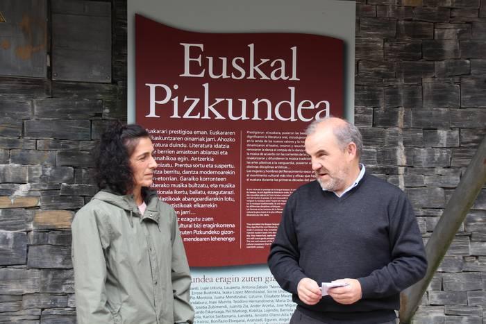 Euskal pizkundea gogoratuz