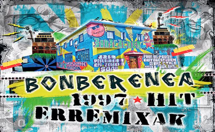Bonberenea 97 Hits Erremixak festa, ostiralean