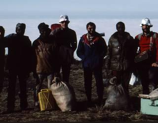 Afrika ekialdeko bidaiak, irudi bidez