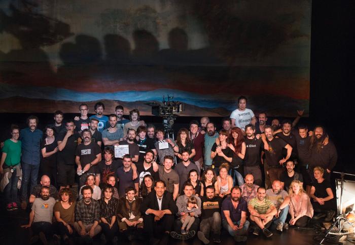 13 izendapen jaso ditu 'Handia' filmak Goya sarietarako