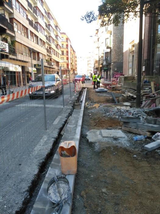 Nafarroa etorbideko eraberritzearen amaierako lanek trafiko aldaketak eragingo dituzte igandetik aurrera