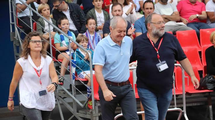 Periko Alonso omendu dute Euskal Herria txapelketako finalean