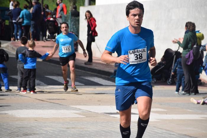 Hassan Ait Chaou eta Maite Etxezarreta garaile - 84