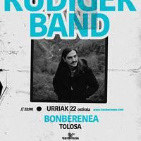 Kontzertua. Rudiger Band