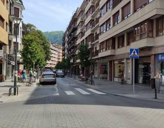 Nafarroa Etorbidea trafikoari itxita egongo da ostiral goizean