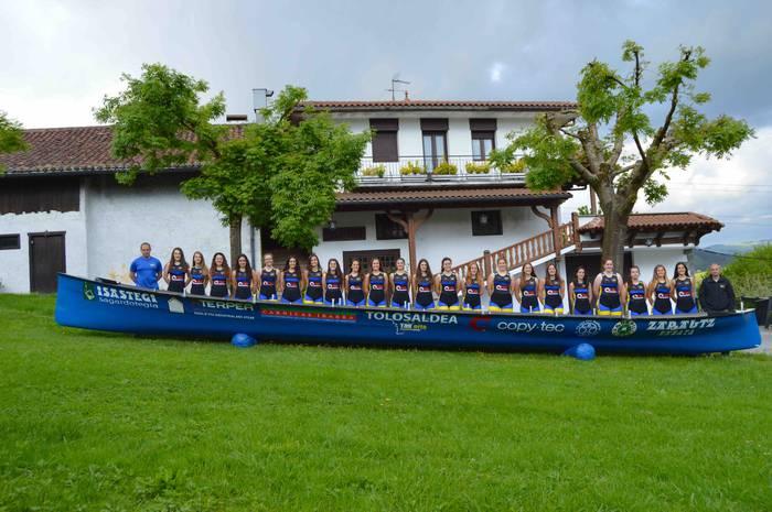 Tolosaldea Arraun Kluba 2018 denboraldia