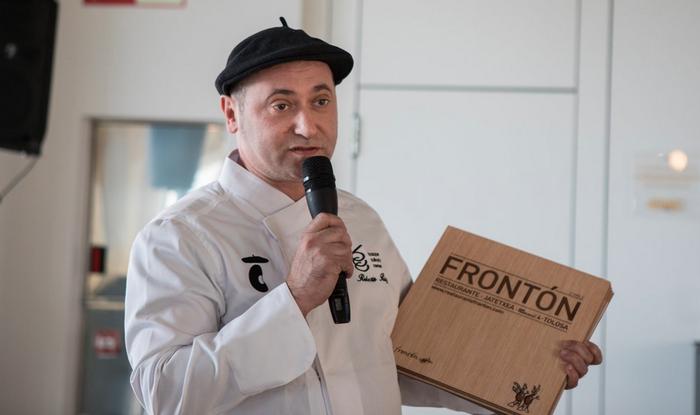 25 urtetan bertako produktuekin egindako lanagatik omenaldia jaso du Roberto Ruizek