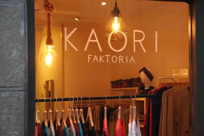 Kaori Faktoria. Moda jasangarria
