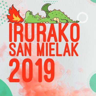 Irurako Sanmielak 2019