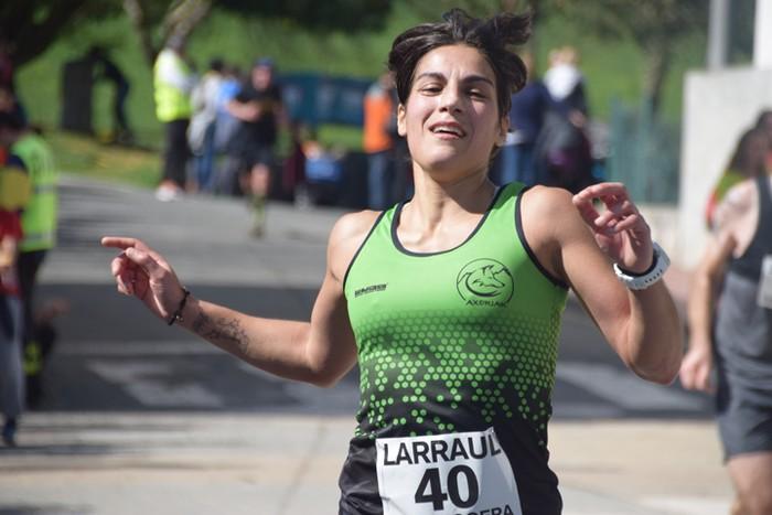 Hassan Ait Chaou eta Maite Etxezarreta garaile - 133