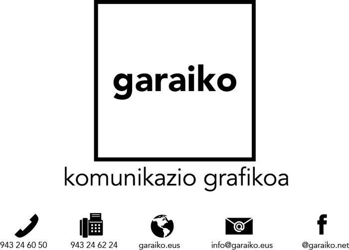 Garaiko logotipoa