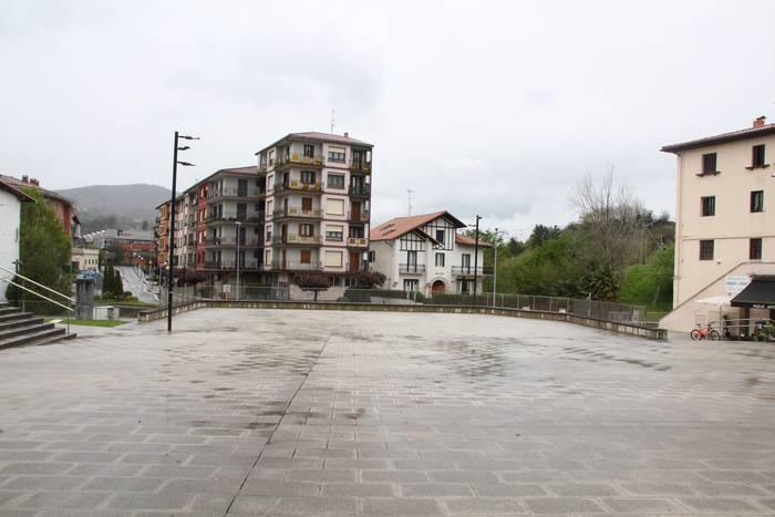 Estalpea jarrita Joxe Arregiko urbanizazio lanak amaituko dira