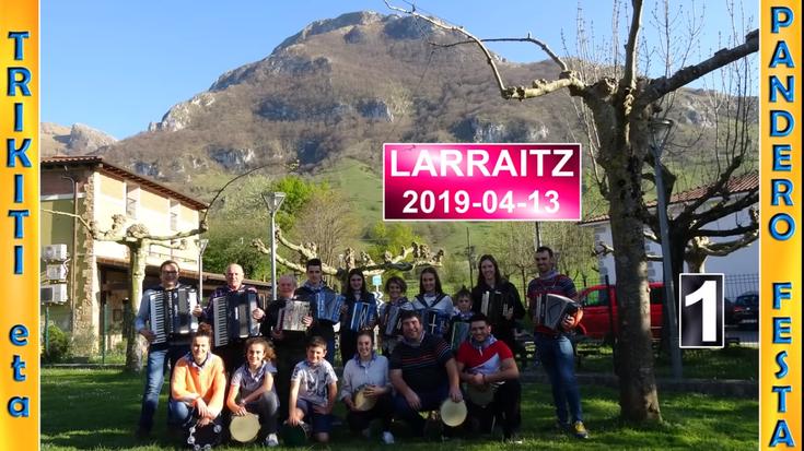 'Trikiti eta pandero festa' (1) (Larraitz, 2019-04-13) (49'00'')