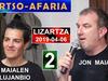 Bertso-afaria (Maialen Lujanbio-Jon Maia) (2) (Lizartza, 2019-04-06) (41'44'')
