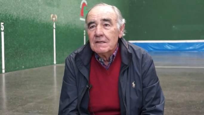 Antonio Mendizabal Arrate 'Mendi' puntista zendu da