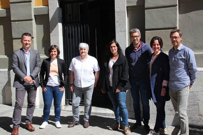 Tolosako EAJ-PNVk hainbat proposamen egin ditu gizarte politiken inguruan