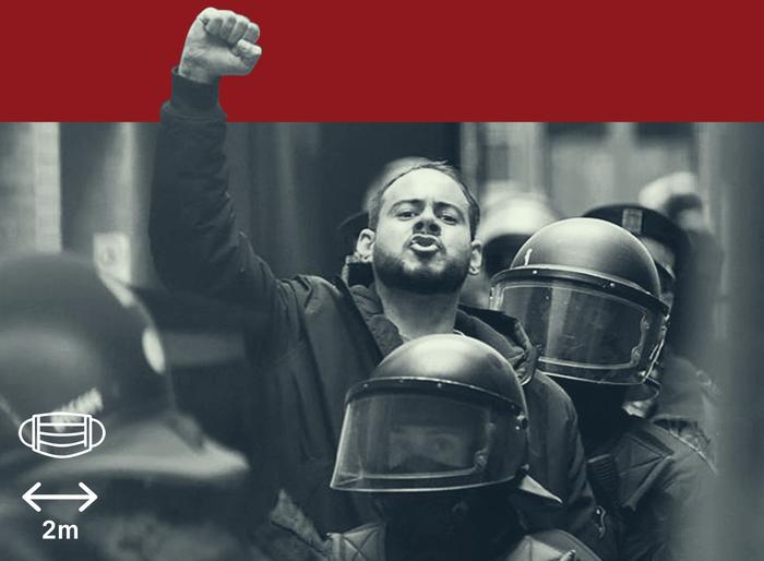 Pablo Haselen askatasuna eskatzeko elkarretaratzea egingo dute