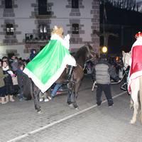 Errege Magoen Desfilea