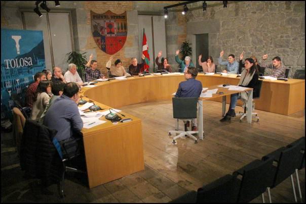 Ordenantza fiskaletan aldaketak proposatu ditu udal gobernuak