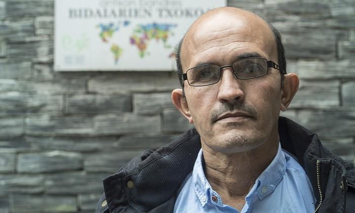 «Saharako harresia 'apartheid'-aren bertsio marokoarra da»