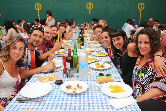 Amezketako San Bartolome festak 2018: egitaraua