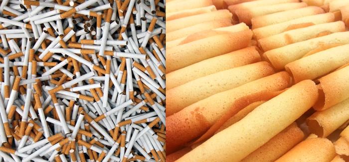 Zigarrotxoak, zigarroen truke