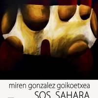 Erakusketa. 'SOS Sahara'