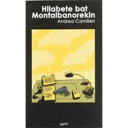 'Hilabete bat Montalbanorekin'