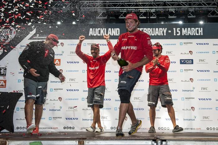 Xabi Fernandezen taldeak irabazi du laugarren etapa
