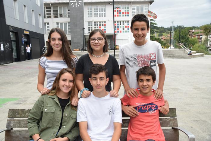 Herriko zortzi gaztek Erasmus + programan hartuko dute parte
