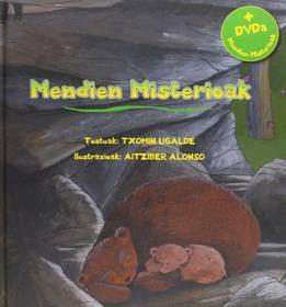 MENDIEN MISTERIOA liburua - SARIDUNA