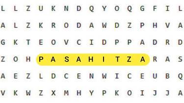 Pasahitza