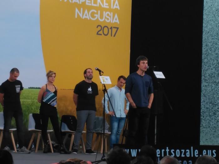 Mikel Artolak bosgarren egin du Baigorrin