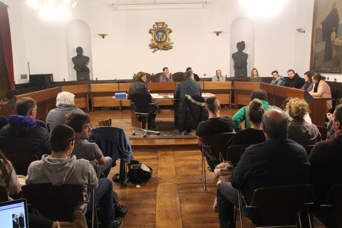 Hasierako onarpena eman diote 2018ko aurrekontuari Enirio-Aralar Mankomunitatean